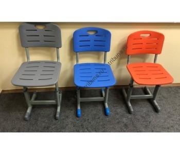Пластиковый стул ученический регулируемый Техносфера